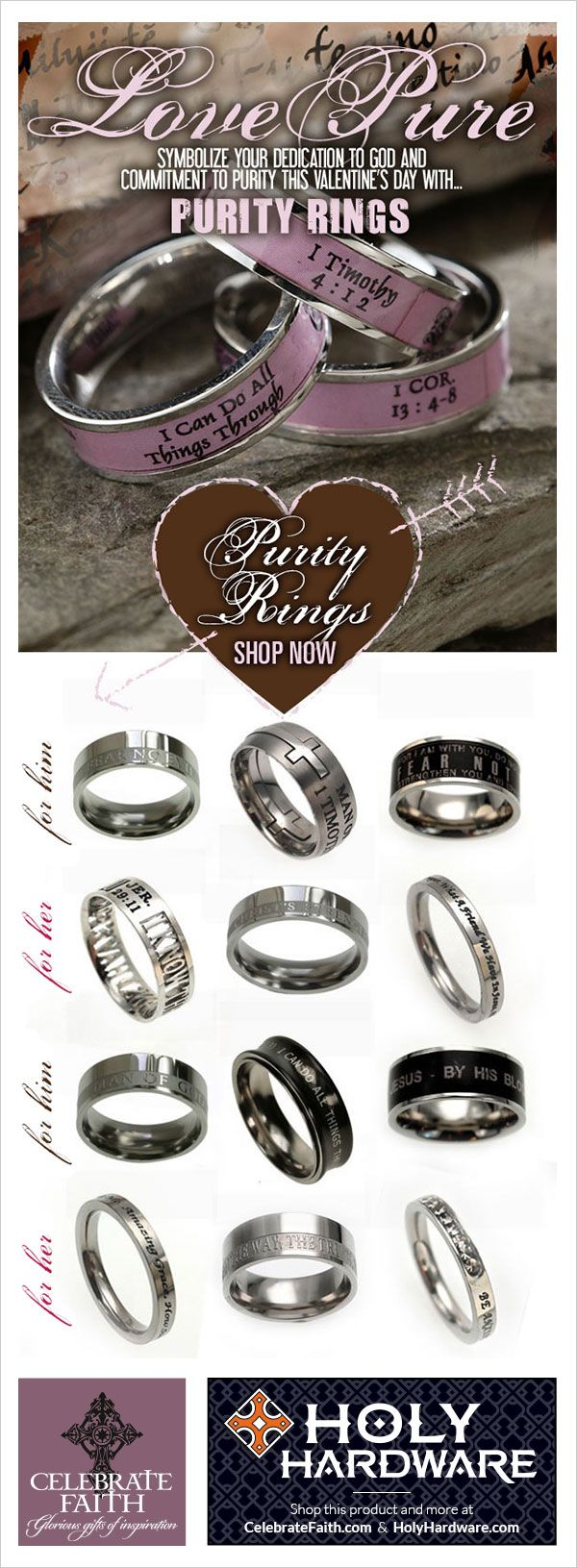 RINGS Symbols of Love + Commitment Diamond wedding