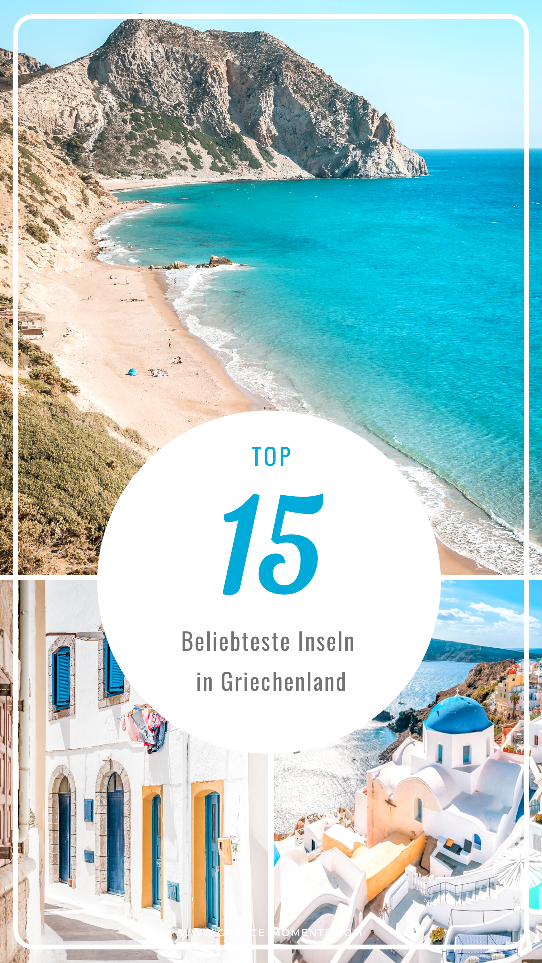 , Schöne Urlaubsziele • Die 15 beliebtesten Griechischen Inseln, My Travels Blog 2020, My Travels Blog 2020
