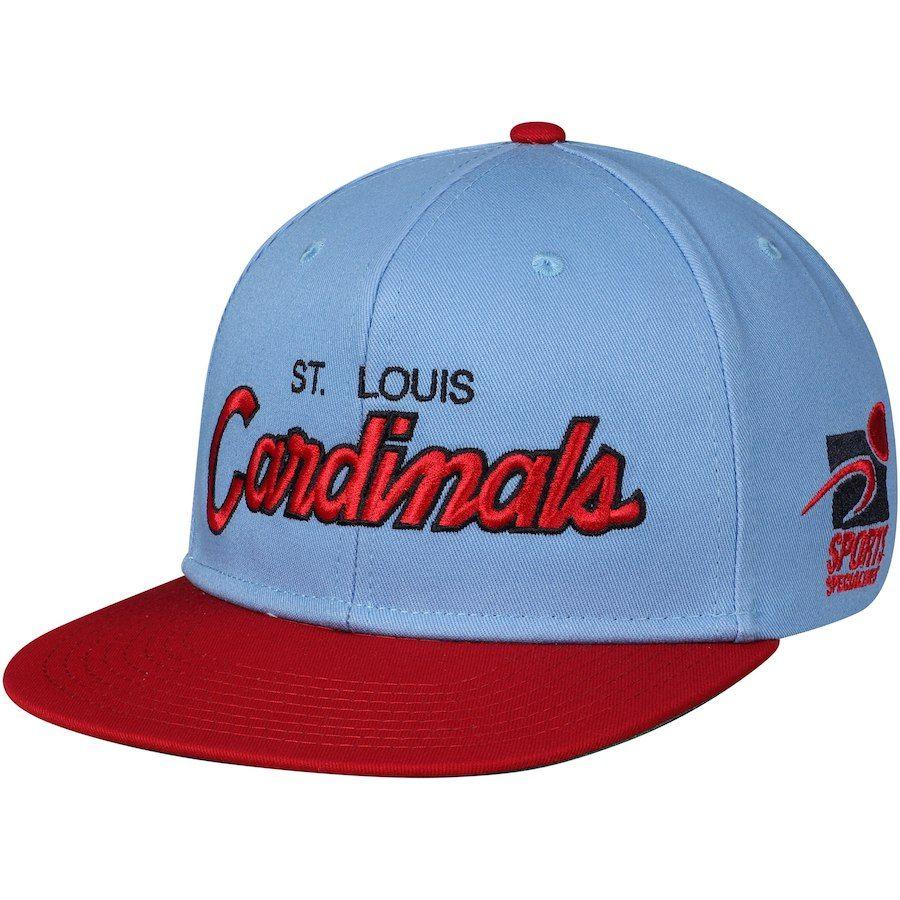 best cheap faea6 3a423 Men s St. Louis Cardinals Nike Blue Pro Cap Sport Specialties Snapback  Adjustable Hat, Your Price   31.99