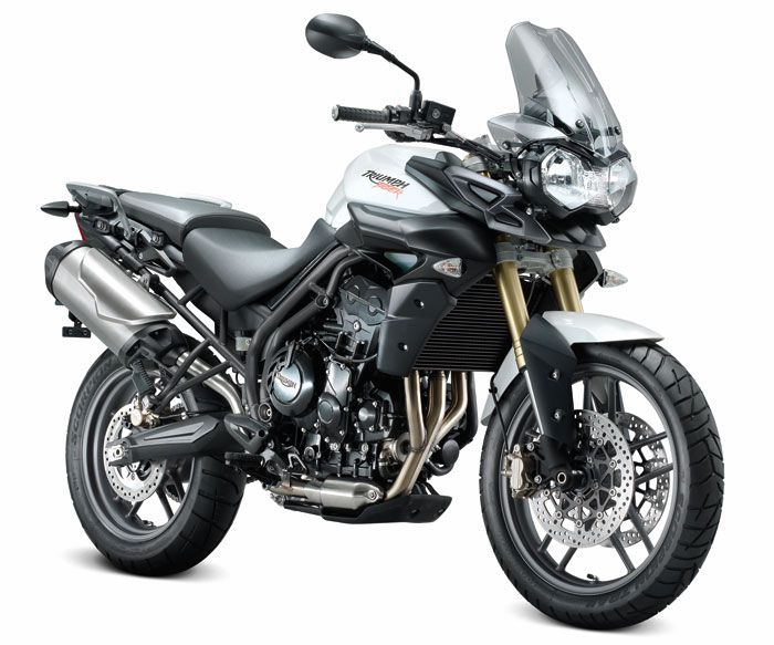 Motorcycles For Short Riders Triumph Tiger 800 Triumph Tiger