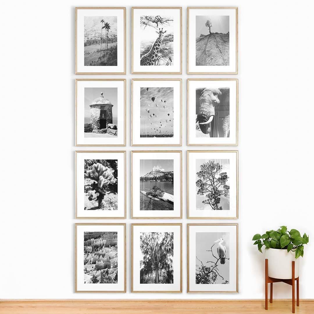 Framebridge Gallery Wall Tool | BHG\'s Best DIY Ideas | Pinterest ...