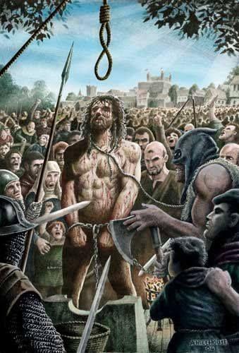 William Wallace Was Captured By Fellow Battle Companion John De