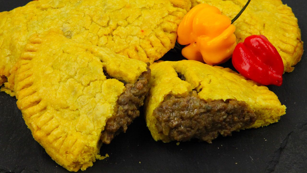 jamaican beef patties  recipe  jamaican beef patties