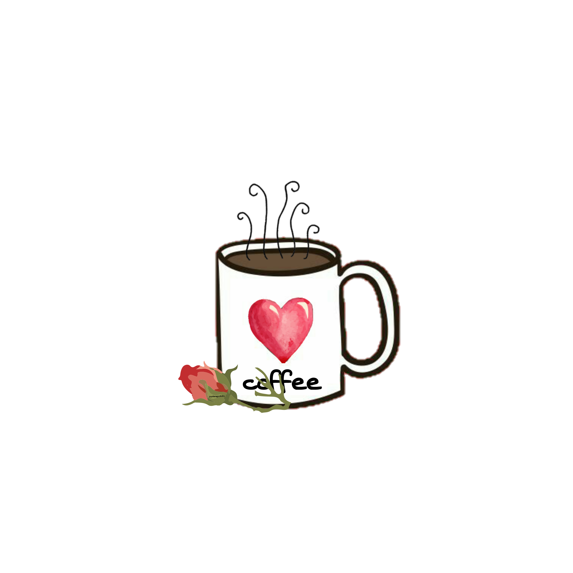 Pin By Adriana Rosa On Morning Picsart Stickers Coffee Art Coffee Wallpaper Stickers