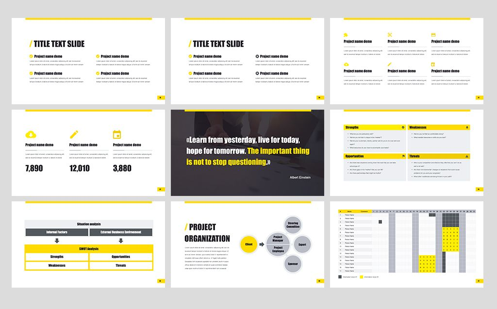 Business Case PowerPoint Template 77634 Business case