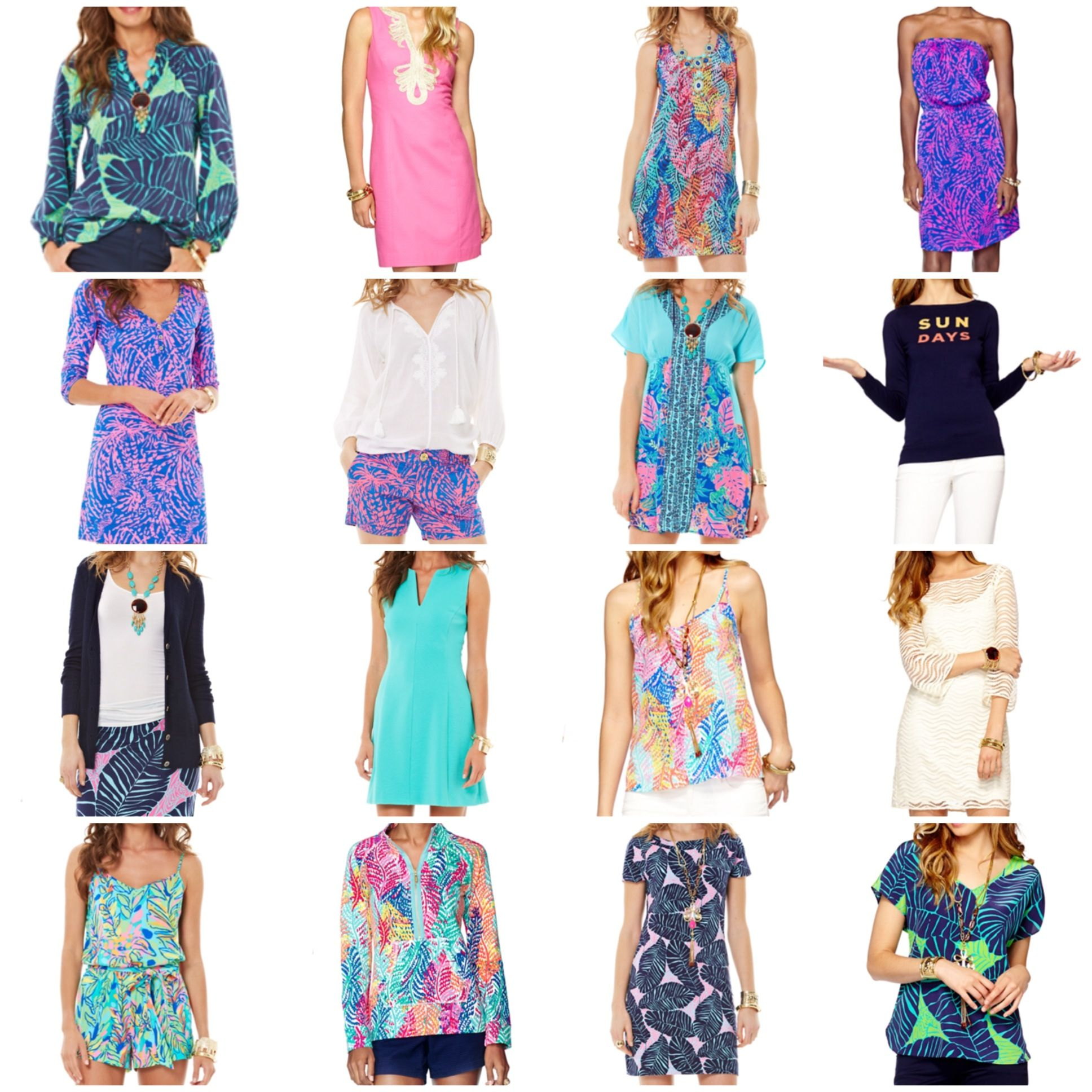 Lilly Dresses 2014
