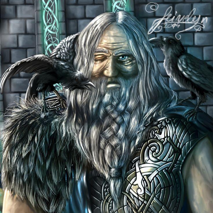 Norse Tattoos Viking Warriors