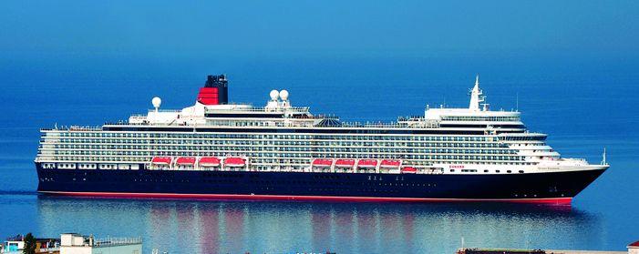 Cunard Queen Elizabeth Places I39ve traveled