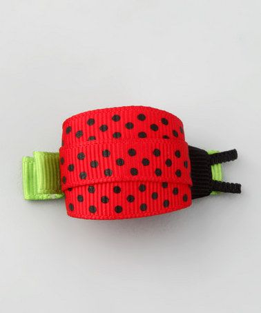My daughter loves ladybugs & would flip for this clippy!