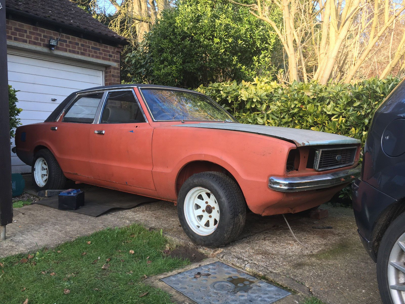 Looking For A Ford Cortina Mk4 1 6l Project This One Is On Ebay Toyota Suv Cars For Sale Philippines Cheap Cars For Sale