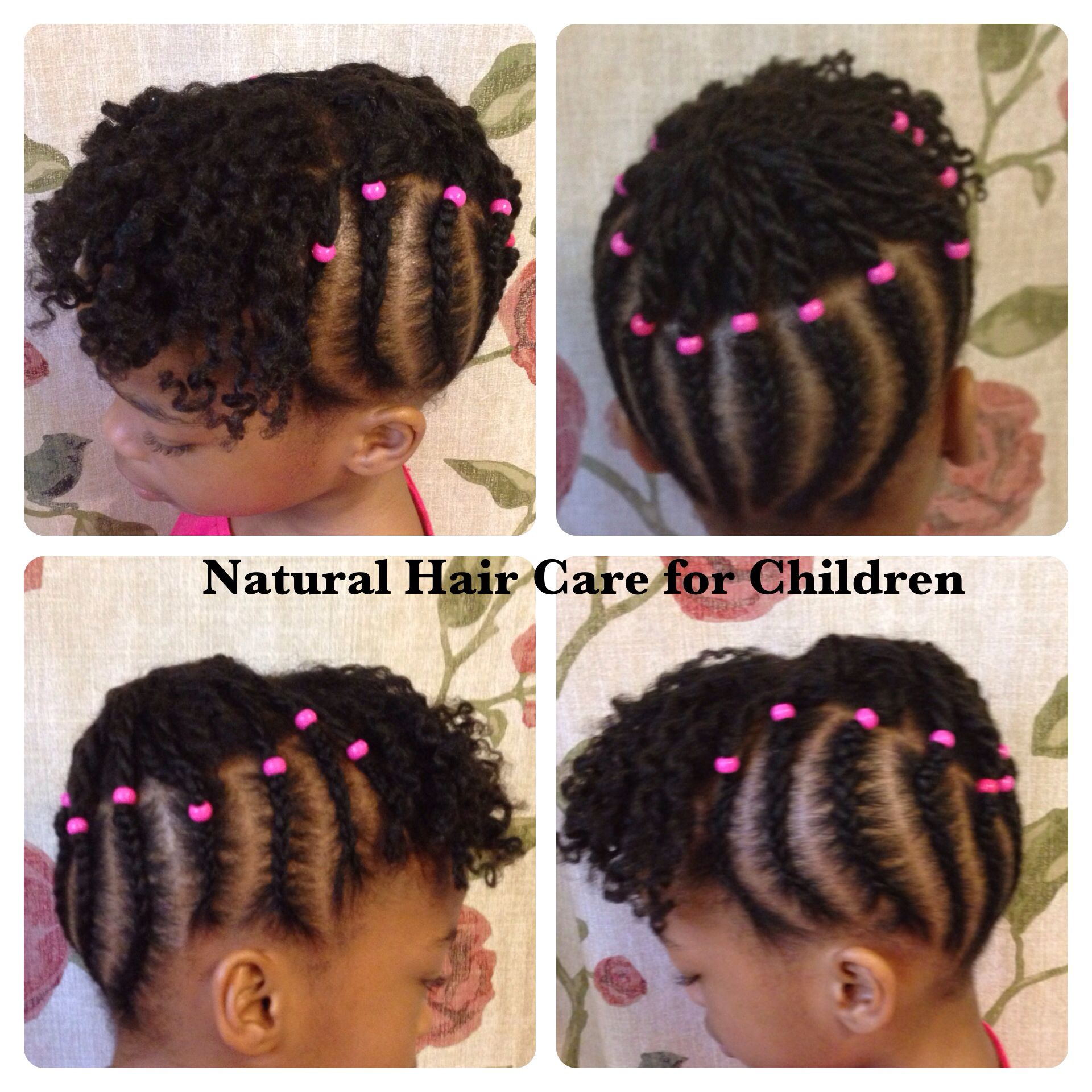 Terrific Childrens Natural Hair Braids Twists And Beads Pigtails And Hairstyles For Men Maxibearus