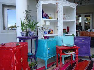 +VINTOUCH+ Muebles Antiguos Restaurados