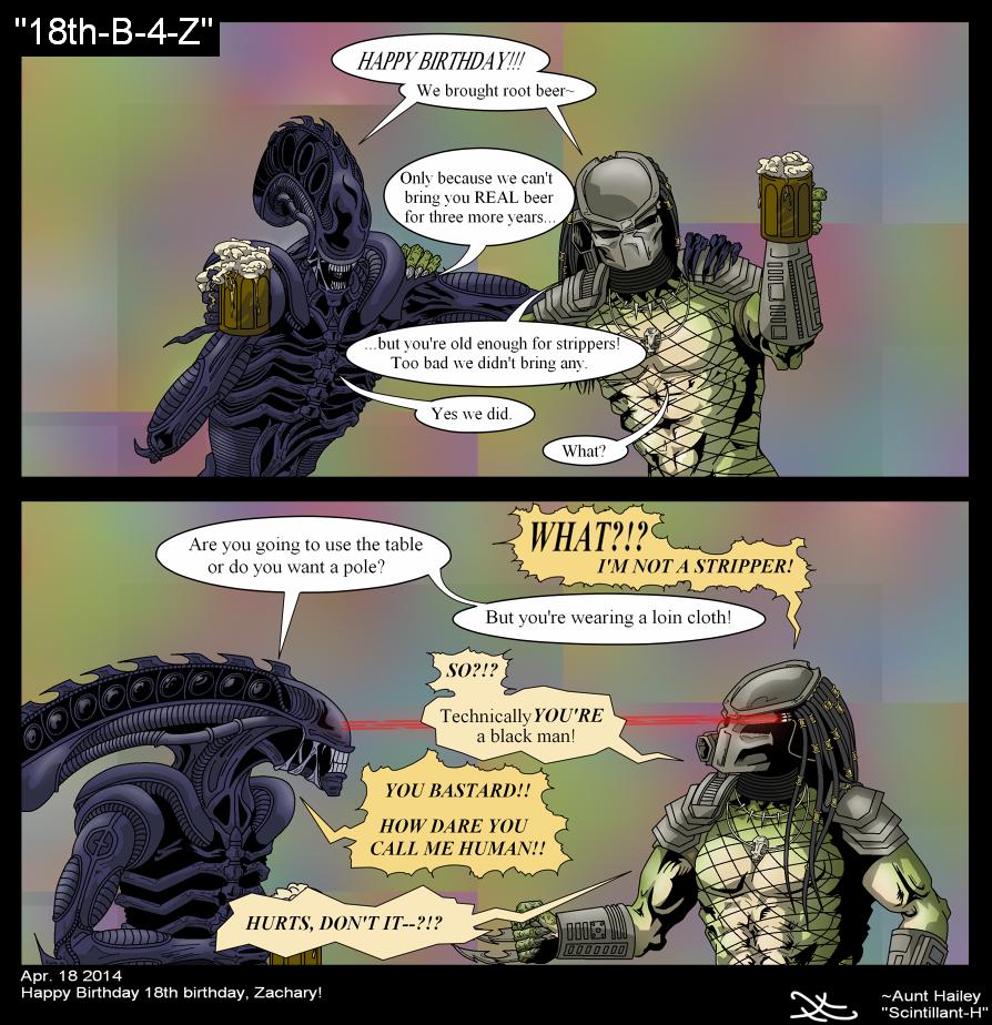 Alien vs. Predator funny Greatest VS. Pinterest