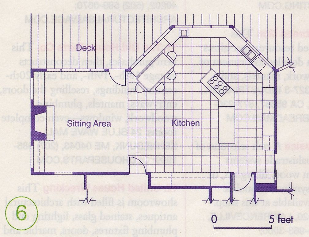 how to plan a kitchen layout