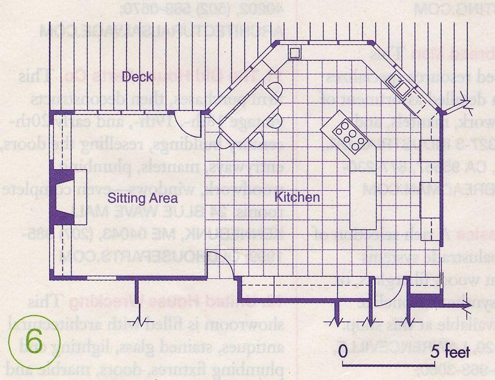 Floor Plan To Good Eats Kitchen Layout Kitchen Must Haves