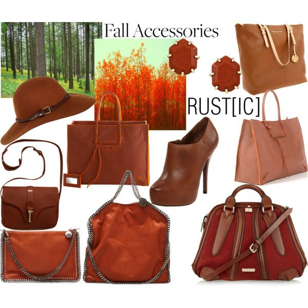 fall accessories-rustic