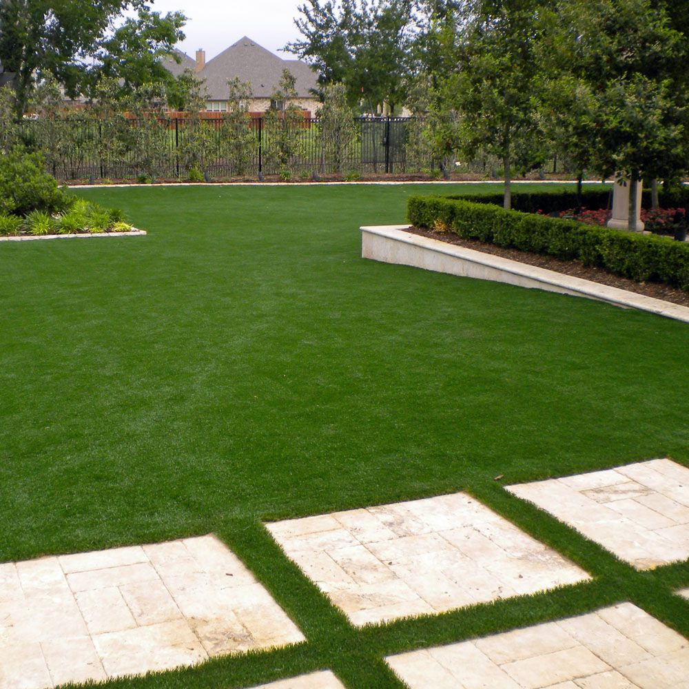 Do It Yourself artificial grass installation, synthetic