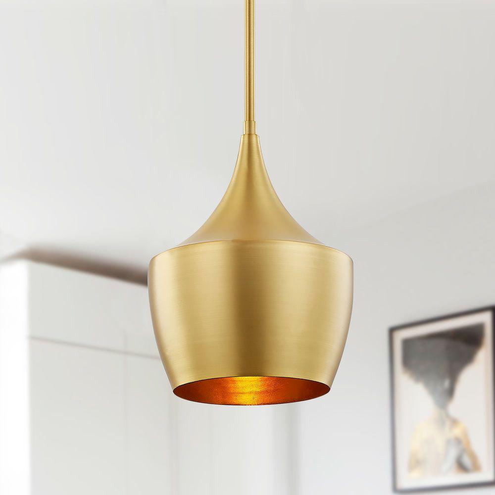 Design Classics Helenna Satin Brass Pendant Light At Destination Lighting Brass Pendant Light Brass Pendant Lights Kitchen Pendant Light