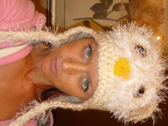 Cream Owl