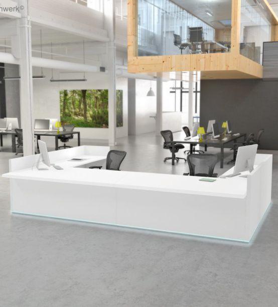 Winkeltheke Praxis Inwerk Sight, beleuchtet | Pinterest | Empfang