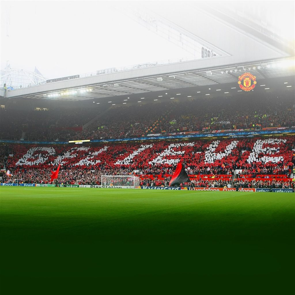 Download Manchester United Stadium Background