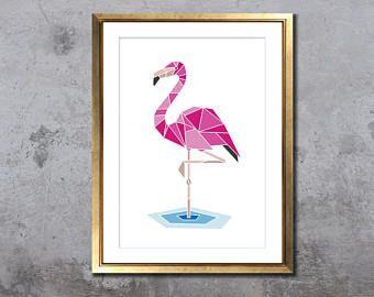 Flamingo In Huis : Geef je interieur een vrolijke touch met een knalroze flamingo