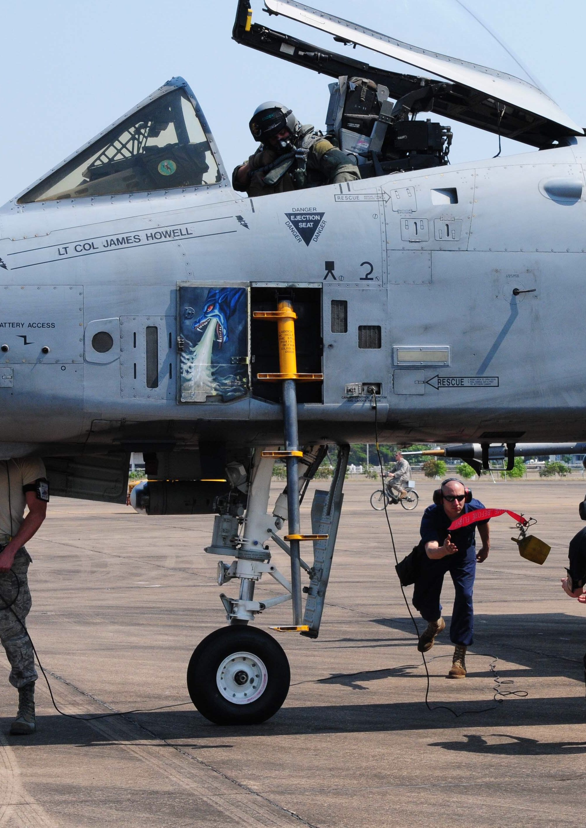 Pin By Mr Dwight Young On A 10 Thunderbolt Ii With Images Nose