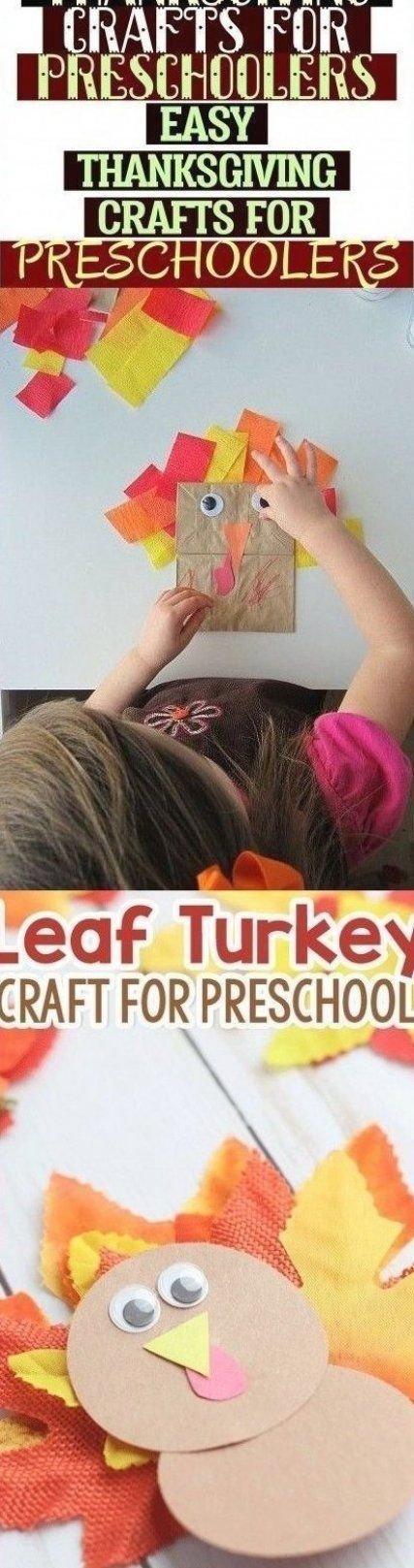 Baby showers thanksgiving crafts preschool thanksgiving crafts preschoo #baby #Crafts