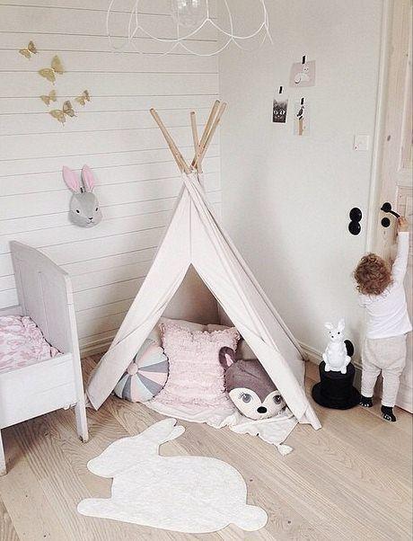 DIY TIPI INDIO   INTERIORS, CHILD, TEEN   Pinterest   Chambre enfant ... 47618595f19a
