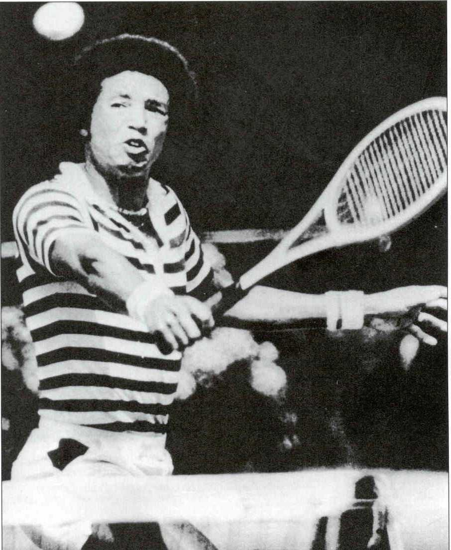 Arthur Ashe tennis icon and legend member of Kappa Alpha Psi