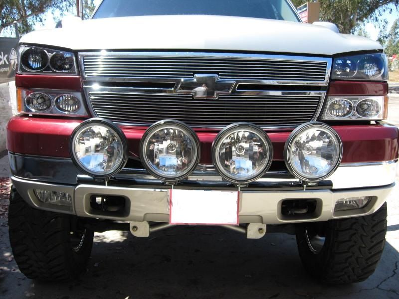 Number Plate LED Light Bar - Is It A Good Idea? http://bit.ly ...
