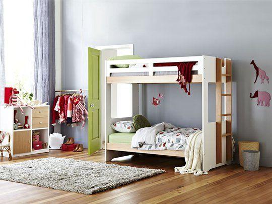 Taylor Bunk Beds Kids Bedroom Snooze