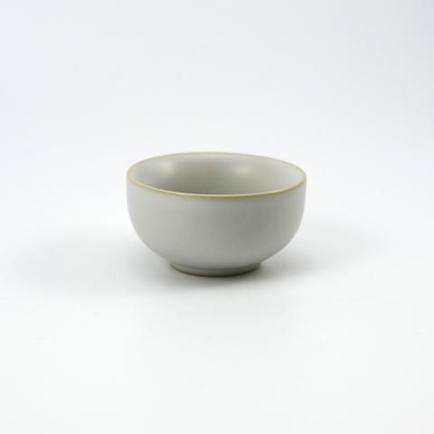 White Ruyao Simple Teacup