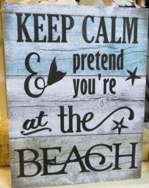 Beach Signs Decor Amusing Best Wooden Beach Signs  Beachfront Decor  Coastal Wall Decor Inspiration Design
