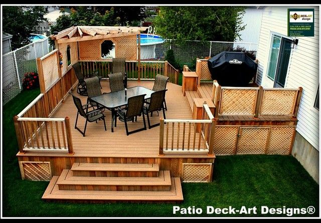 Smart Patio Design, Beautiful Hardscaping And Stylish Decor Combine To  Create Perfect Outdoor Spaces Just In Time For Warm Weather Months.