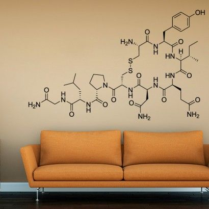 Science Wall Art science art molecule physics atom models stickers - moon wall