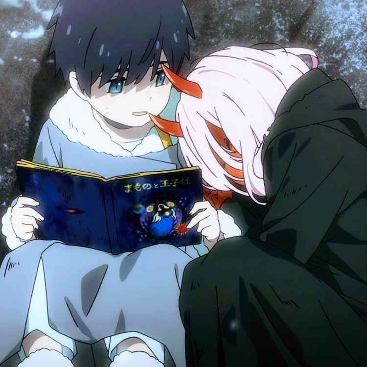 Ảnh Anime Đẹp ( 2 ) - Darling in the FranXX