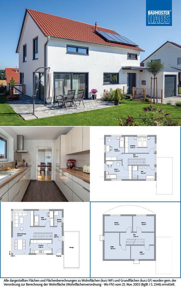 Haus Thoms   Das Satteldachhaus Präsentiert Sich Als Zeitgemäß Puristischer  Entwurf Mit Nahezu Zweigeschossiger Bauweise Auf Ca. 170 M2. Das Dach Mu2026