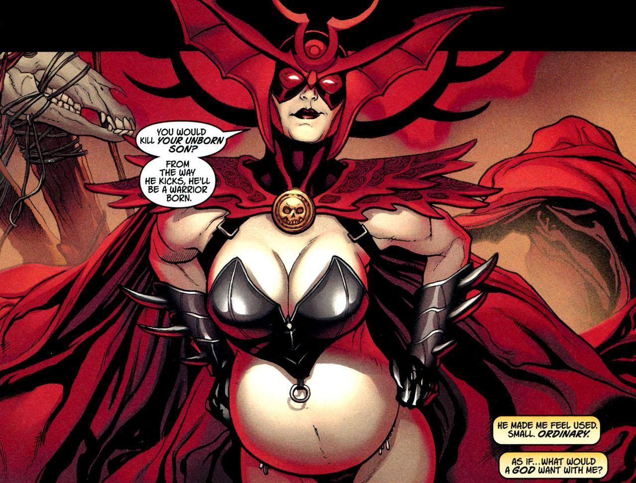 Captain marvel hentai comic a vs x