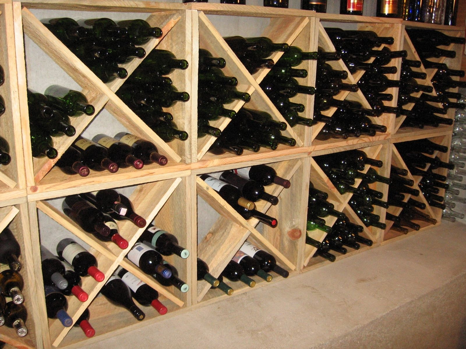 Custom Made Wine Racks By Against The Grain Woodworking Design Llc With Images Wood Working Gifts Woodworking Basics Woodworking