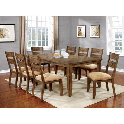 9dc4264740a9 Loon Peak City of Creede Extendable Dining Table