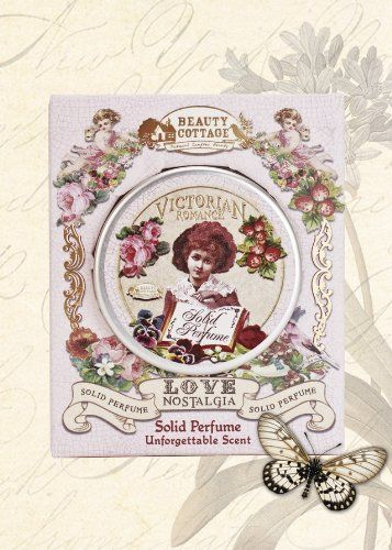 Victorian Romance Love Nostalgia Solid Perfume Product of Thailand -- Find out more about the great product at the image link.