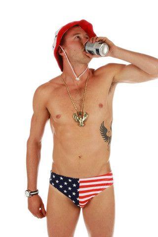 American Flag Speedo Guy : american, speedo, Speedo,, Men's, Ideas, Speedo, Swimwear