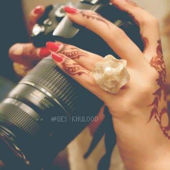 صور نقش حناء 2016 رمزيات خلفيات نقش حناء 2016 Photographer Girl Islamic Girl Girls With Cameras
