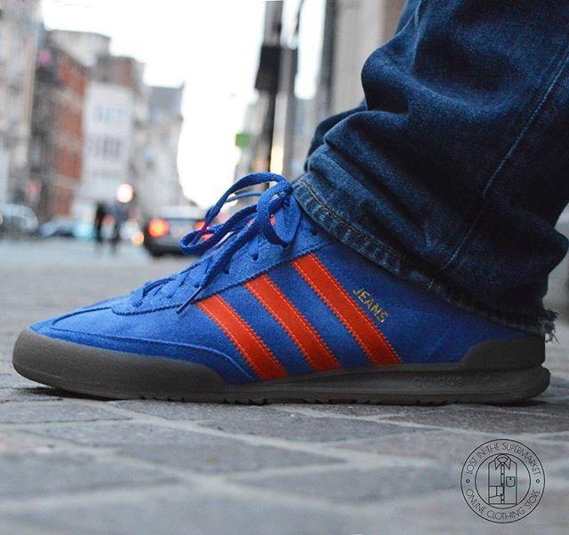 adidas originals jeans mkii
