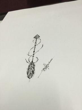 d6f7d2d309adb Abstract arrow tattoo design | tattoo | Arrow tattoo design, Arrow ...
