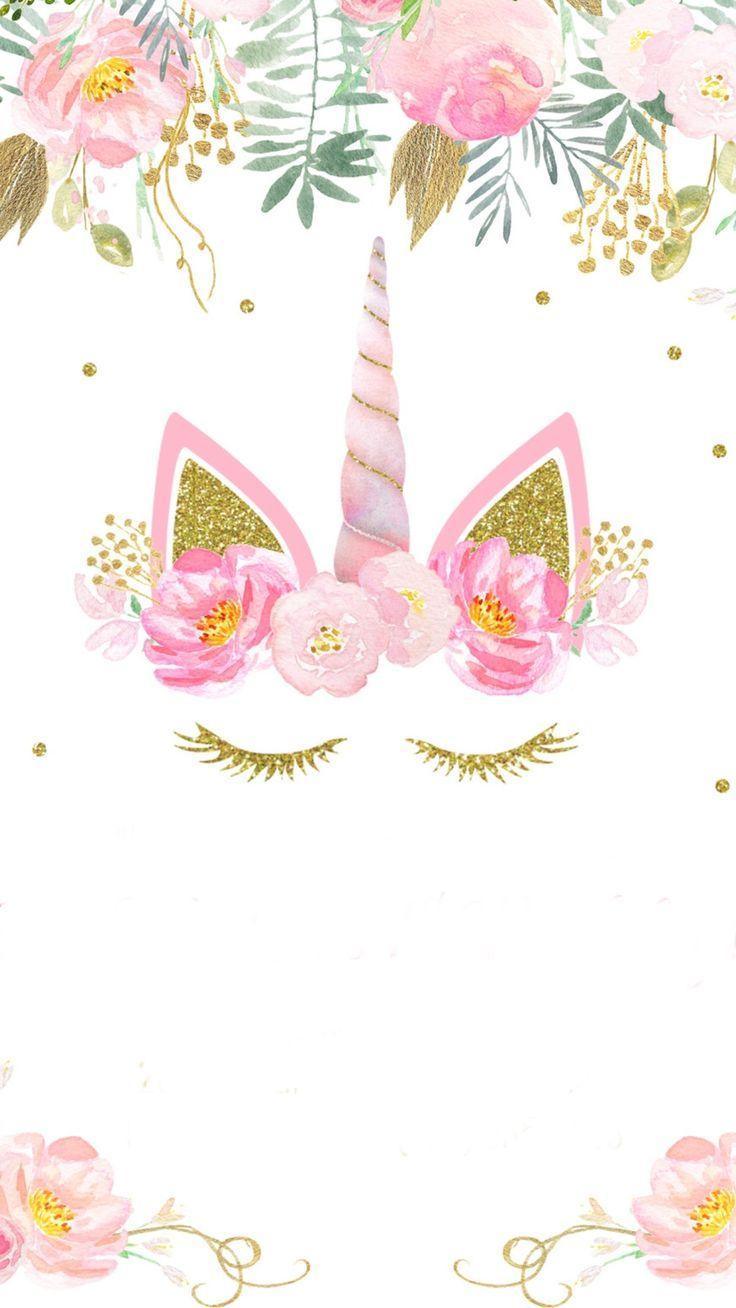 Idea by Kiki Lit on Wallpapers Iphone wallpaper unicorn