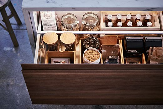 Walnoot Ikea Keuken : Bekijk alle kastinrichting keukens eetkamers