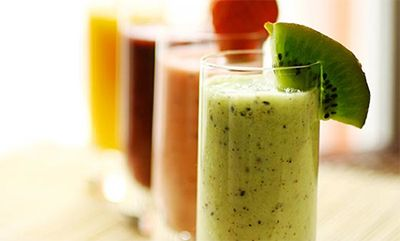Yummy Smoothies for Your Olympic Party