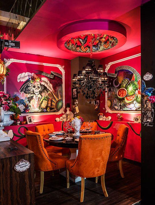 Arte con sabor decoracion rustica mexican restaurant for Decoracion rustica mexicana